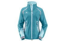 Vaude Women's Pizol Jacket capri-blue